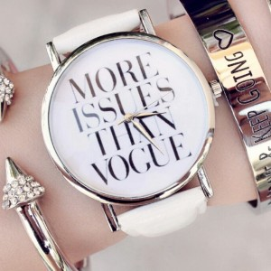 trendy store montres tendance femme