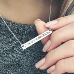 collier idée cadeau femme