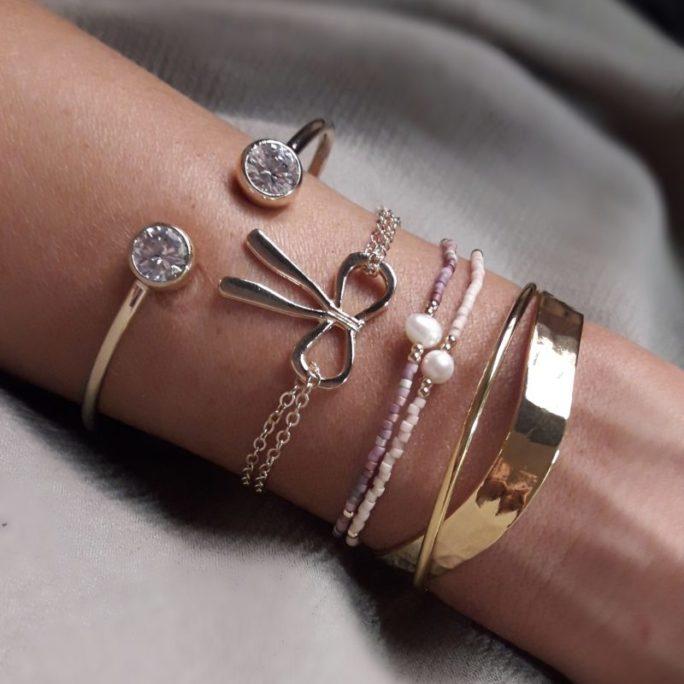 bracelet noeud pas cher
