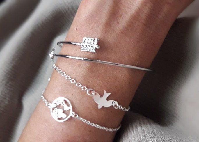 coffret bracelets fantaisie