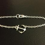 Bracelet ancre pas cher