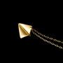 collier avion papier bijoux tendance