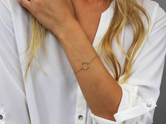 bracelet fantaisie cercle