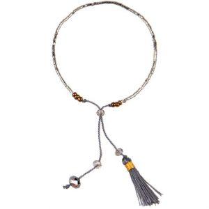 bracelet pompon tendance