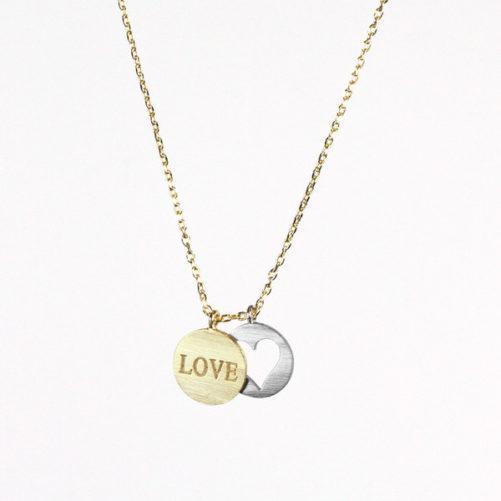 collier cadeau femme amour