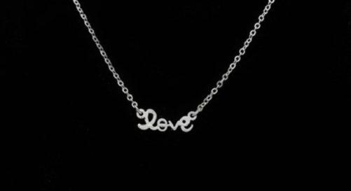 collier romantique femme pas cher