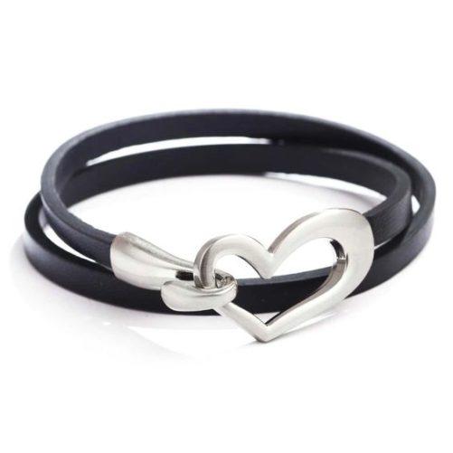 bracelet cuir tendance