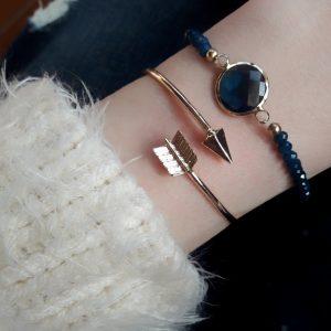 Jonc bracelets cadeau pas cher