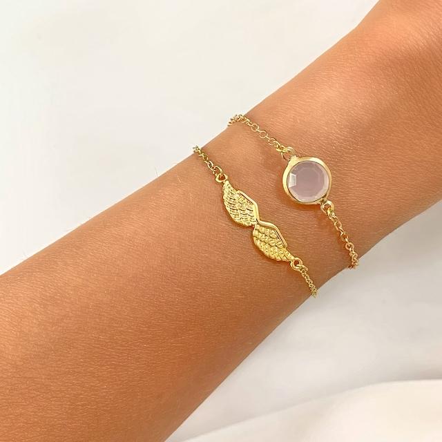 bracelet ailes d ange cadeau