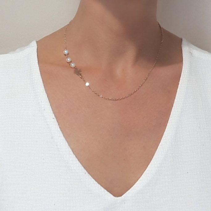 collier fantaisie femme cadeau
