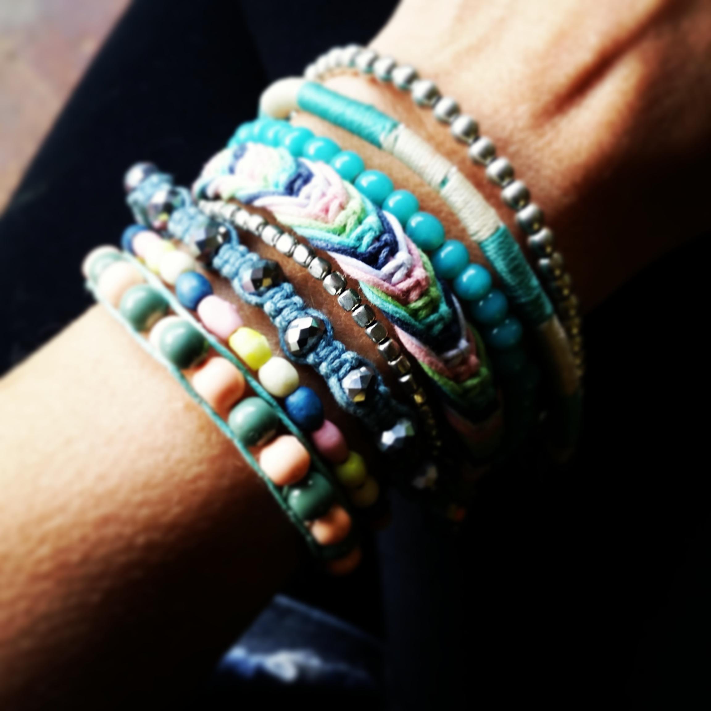 atelier bracelet bresilien