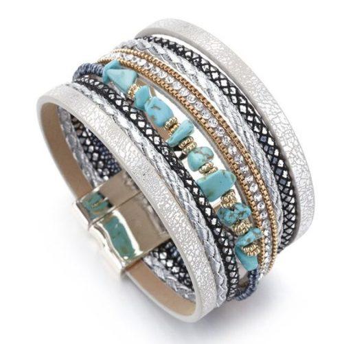 bracelet bresilien tendance