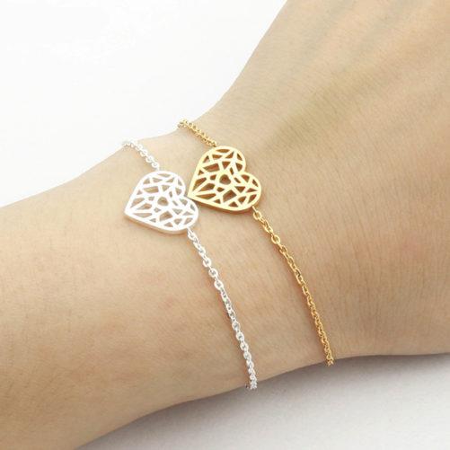 bracelet coeur cadeau
