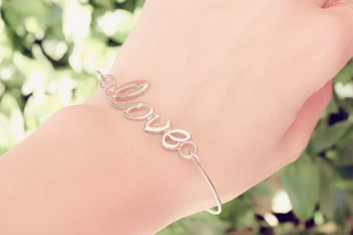 bracelet fantaisie love