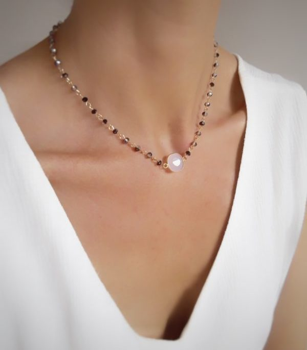 collier cadeau femme noel