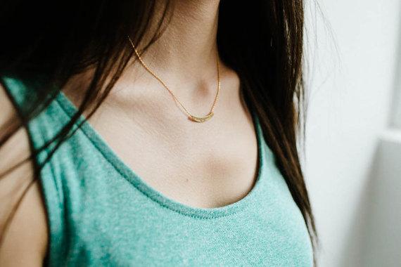collier portebonheur femme