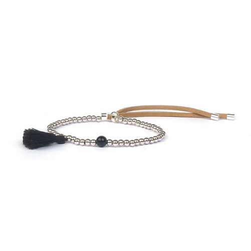bracelet biarritz noir