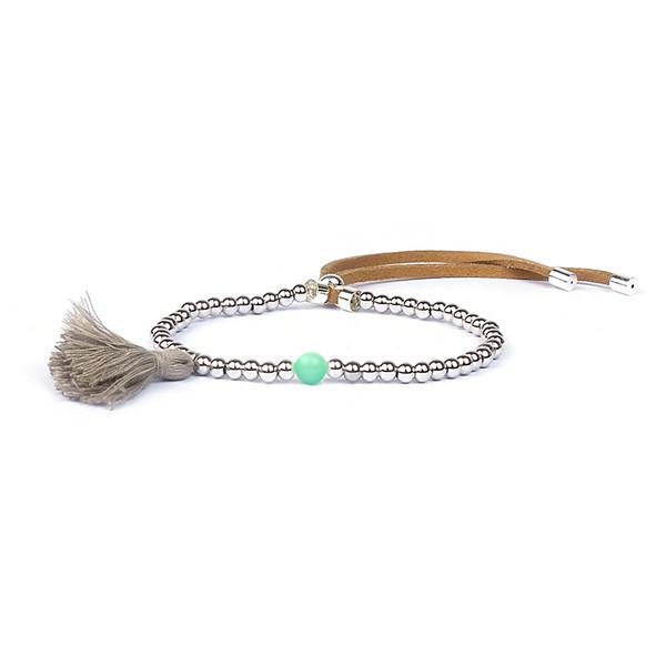 bracelet biarritz turquoise