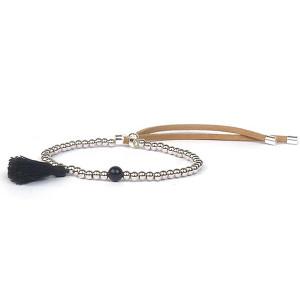 bracelet daim biarritz