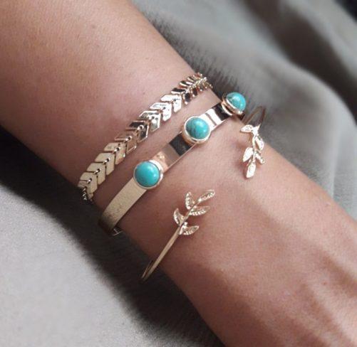 bracelets fantaisie femme tendance