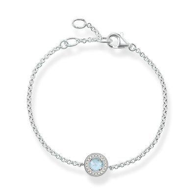 bracelet fidji bleu