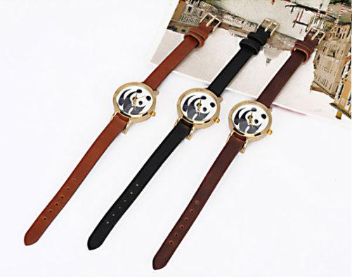 montres femme panda