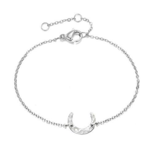 bracelet argente tendance femme