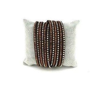 bracelet multitours femme