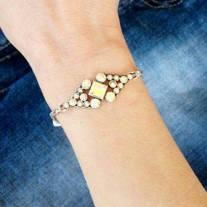 bracelet tendance strass