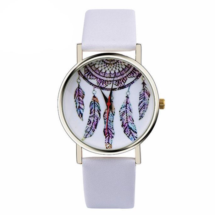 montre blanche pas chere