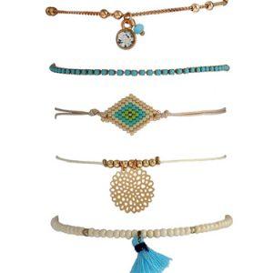 bracelet multitours tendance 2018