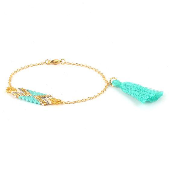 bracelet boho chic