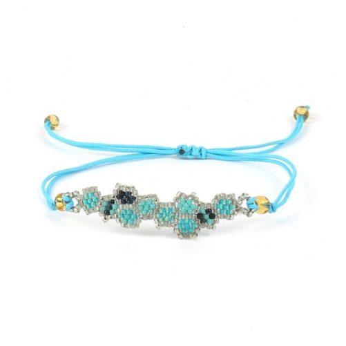 bracelet tendance turquoise
