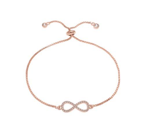 bracelet infini cadeau femme