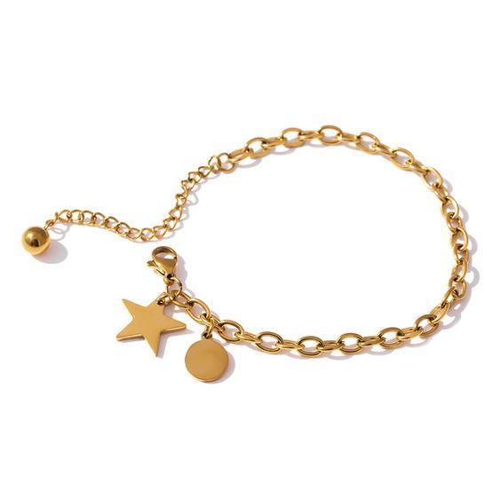 bracelet fantaisie etoiles