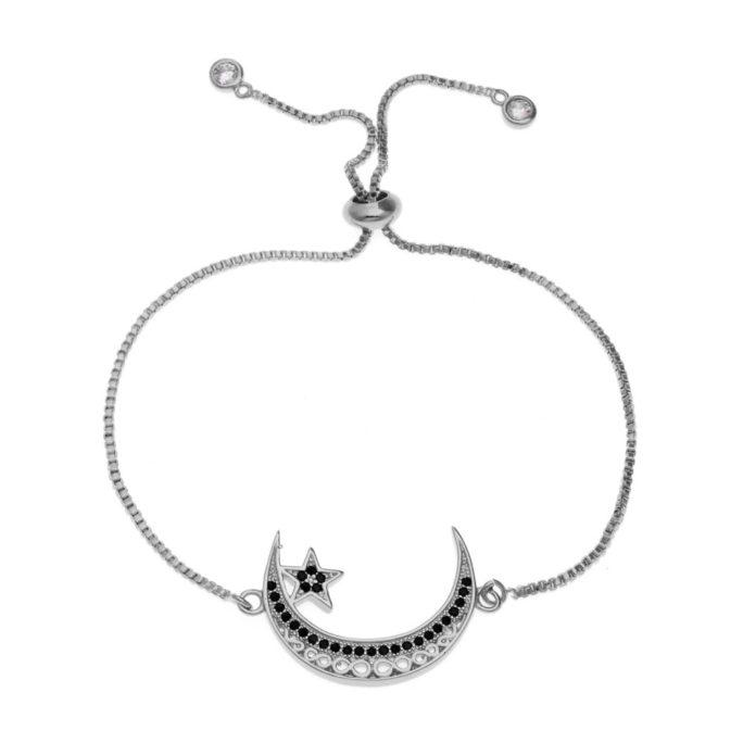 bracelet cadeau tendance lune