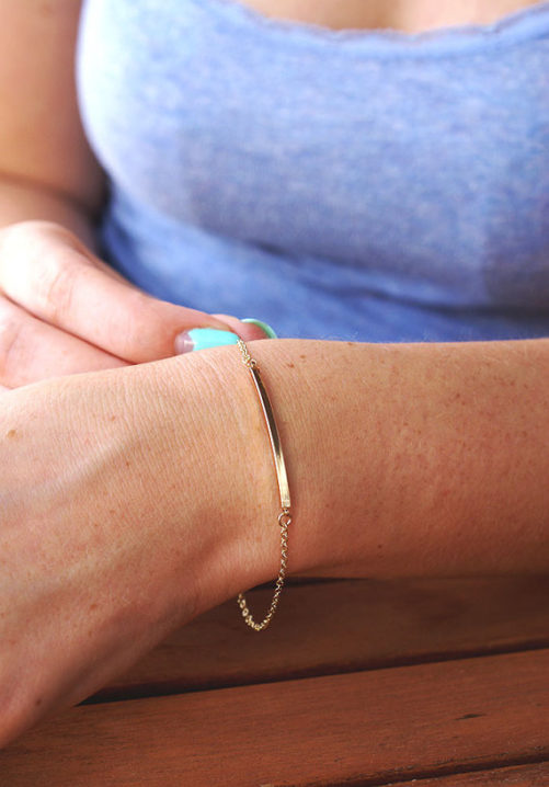 bracelet fantaisie createur tendance