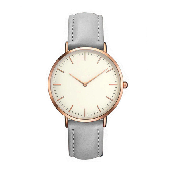 Montre minimaliste femme the trendy store for Mouvement minimaliste