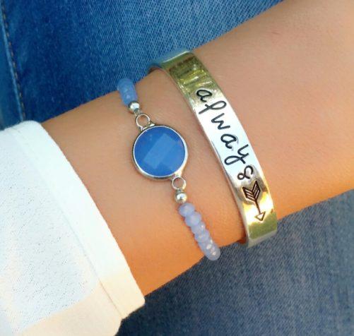 Coffret cadeau bracelet romantique