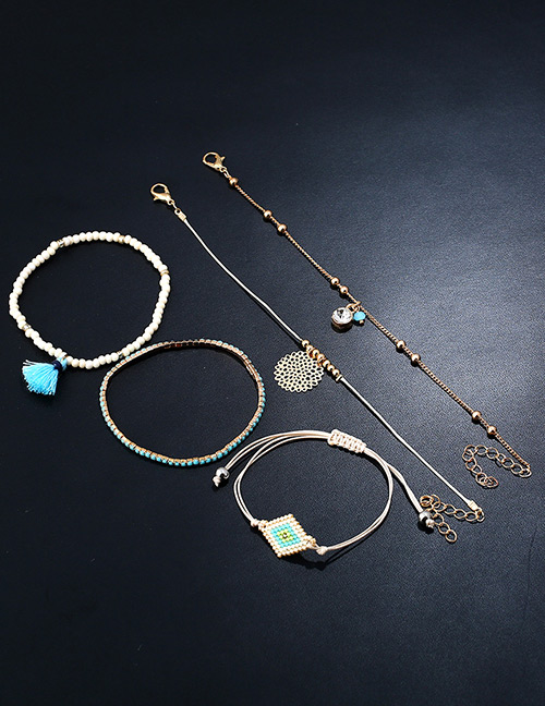 bracelets multitours tendance