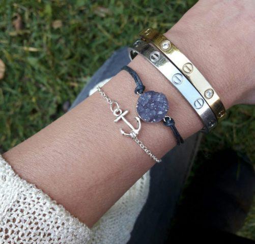 coffret cadeau bracelets tendance