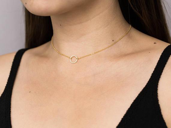 500a1b9cfcee3 collier tendance cadeau collier ras du cou cadeau femme