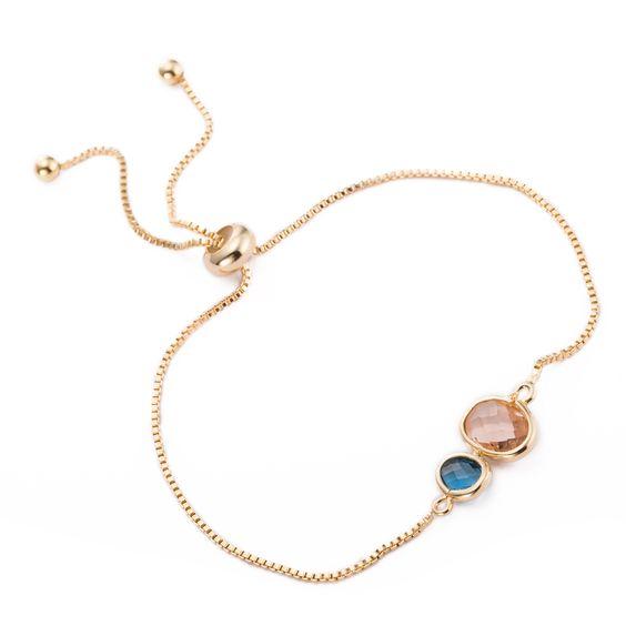 Bracelet petite joaillerie original