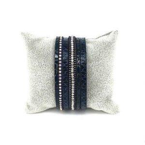 bracelet cuir femme tendance