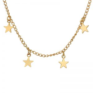 collier fantaisie court