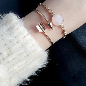 bracelet fleche tendance