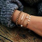 bracelets tendance 2019 pas cher