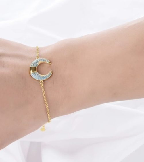 bracelet joaillerie corne