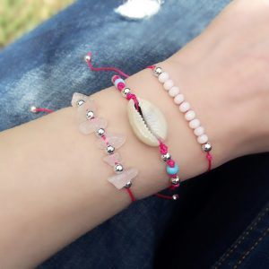 bracelet coquillage tendance femme