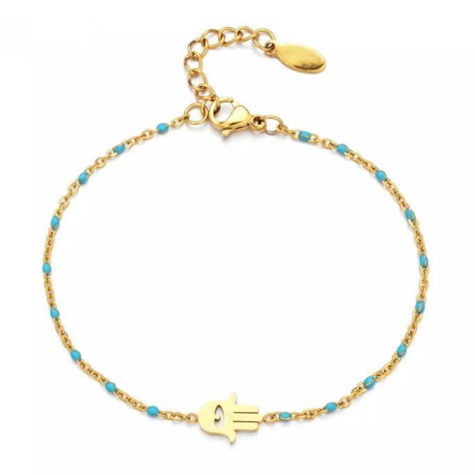 Bracelet hamsa